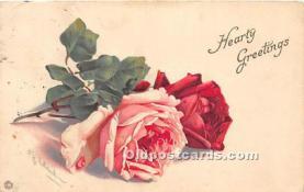 xrt035204 - Artist Signed Catherine Klein Old Vintage Post Cards