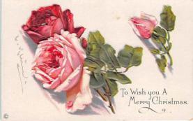 xrt035271 - Artist Catherine Klein Postcard Old Vintage Antique Post Card