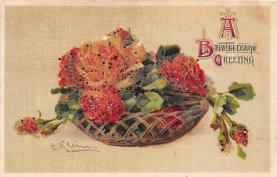 xrt035345 - Artist Catherine Klein Postcard Old Vintage Antique Post Card