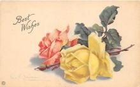 xrt035349 - Artist Catherine Klein Postcard Old Vintage Antique Post Card