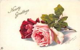xrt035368 - Artist Catherine Klein Postcard Old Vintage Antique Post Card
