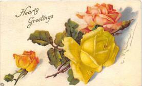 xrt035372 - Artist Catherine Klein Postcard Old Vintage Antique Post Card