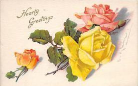 xrt035375 - Artist Catherine Klein Postcard Old Vintage Antique Post Card