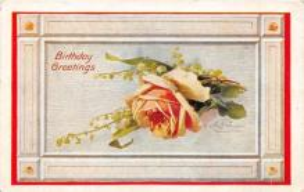 xrt035376 - Artist Catherine Klein Postcard Old Vintage Antique Post Card