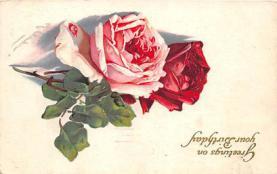 xrt035378 - Artist Catherine Klein Postcard Old Vintage Antique Post Card