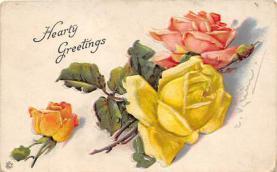 xrt035379 - Artist Catherine Klein Postcard Old Vintage Antique Post Card