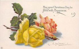 xrt035388 - Artist Catherine Klein Postcard Old Vintage Antique Post Card