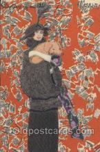 xrt036011 - Artist Signed Mela Koehler Postcard Postcards