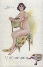 xrt044002 - Artist Signed Susan Meunier, Postcard Postcards