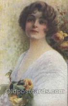 xrt046005 - Artist Signed C. Monestier, (Italy) Postcard Postcards