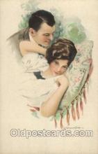 xrt046007 - Artist Signed C. Monestier, (Italy) Postcard Postcards