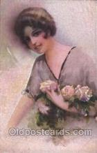 xrt046012 - Artist Signed C. Monestier, (Italy) Postcard Postcards