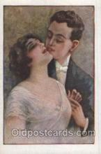 xrt046015 - Artist Signed C. Monestier, (Italy) Postcard Postcards