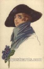 xrt047026 - Artist Signed Giovanni Nanni (Italy) Postcard Postcards