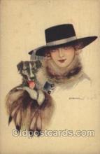 Artist Nanni, Giovanni (Italy) Postcard Post Card