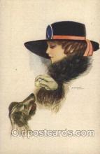 Artist Giovanni Nanni (Italy) Postcard Post Card