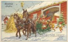xrt051006 - Artist Signed Curt Nystrom Postcard Postcards