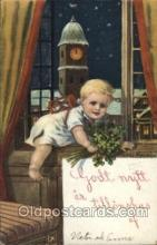 Artist Jenny Nystrom, Postcard Postcard