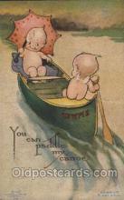 xrt053002 - Artist Rose O'Neill Pop Out Postcard Postcards