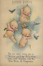 xrt053005 - Artist Rose O'Neill Postcard Postcards
