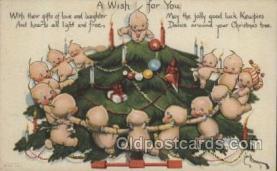 xrt053018 - Artist Rose O'Neill Postcard Postcards