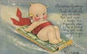 xrt053019 - Artist Rose O'Neill Postcard Postcards