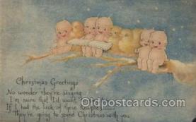 xrt053021 - Artist Rose O'Neill Postcard Postcards