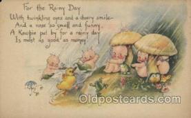 xrt053022 - Artist Rose O'Neill Postcard Postcards