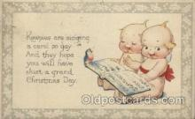 xrt053023 - Artist Rose O'Neill Postcard Postcards