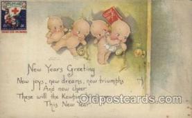 xrt053028 - Artist Rose O'Neill Postcard Postcards