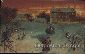 xrt059002 - Artist Signed PFB, Postcard Postcards