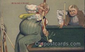 xrt059022 - Artist Signed PFB, Postcard Postcards