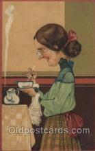 xrt059105 - Artist Signed PFB, Postcard Postcards