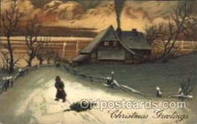 xrt059204 - Artist Signed PFB, Postcard Postcards