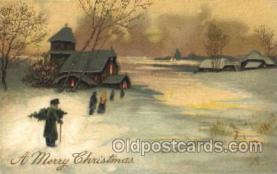 xrt059205 - Artist Signed PFB, Postcard Postcards