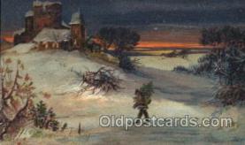 xrt059207 - Artist Signed PFB, Postcard Postcards