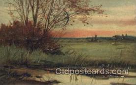 xrt059209 - Artist Signed PFB, Postcard Postcards