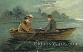 xrt059215 - Artist Signed PFB, Postcard Postcards