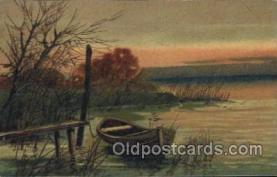 xrt059225 - Artist Signed PFB, Postcard Postcards