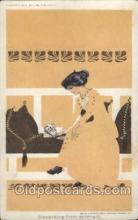 xrt060012 - Artist Signed Coles Phillips, Postcard Postcards