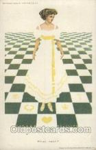 xrt060013 - Artist Signed Coles Phillips, Postcard Postcards