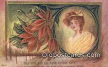 xrt064008 - Artist Reynolds, Frank Postcard, Post Card Old Vintage Antique