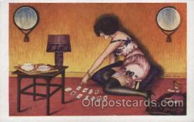 xrt068014 - Artist Signed Xavier Sager, Postcard Postcards