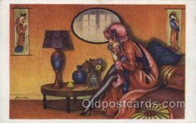 xrt068020 - Artist Signed Xavier Sager, Postcard Postcards