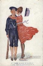 xrt068105 - Artist Signed Xavier Sager, Postcard Postcards