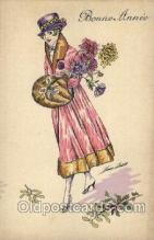 xrt068113 - Artist Signed Xavier Sager, Postcard Postcards