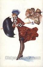 xrt068121 - Artist Signed Xavier Sager, Postcard Postcards