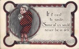 xrt071004 - Artist Signed Cobb Shinn, Postcard Postcards