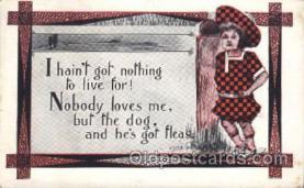 xrt071006 - Artist Signed Cobb Shinn, Postcard Postcards
