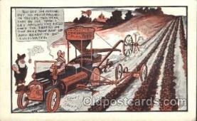 xrt071007 - Artist Signed Cobb Shinn, Postcard Postcards